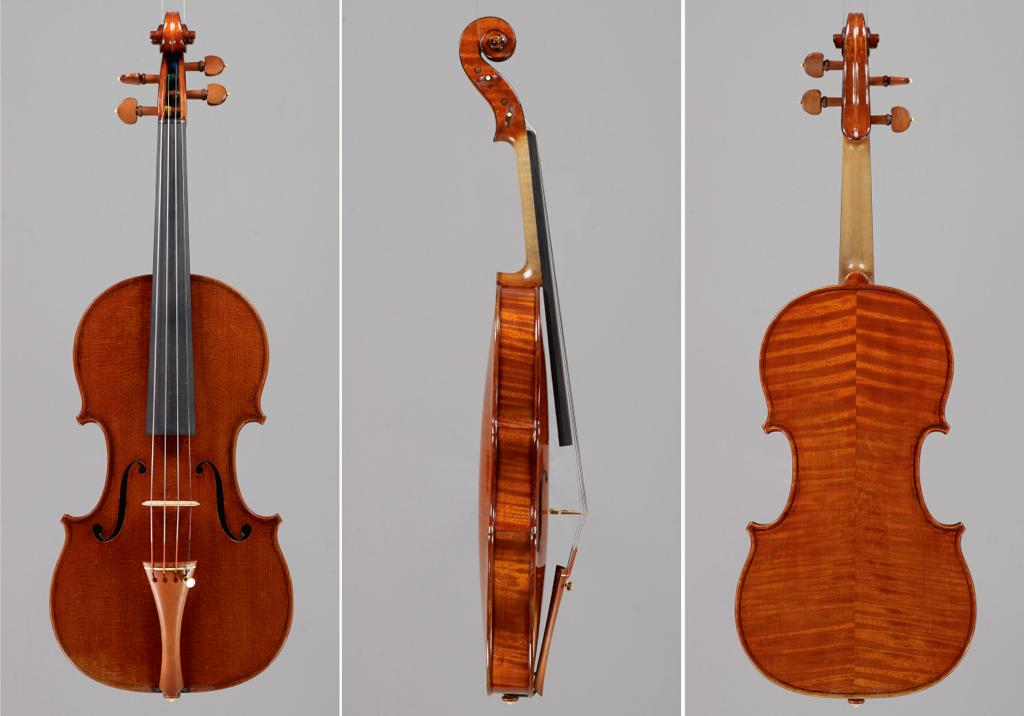 The Hill - 'Messiah' Stradivari
