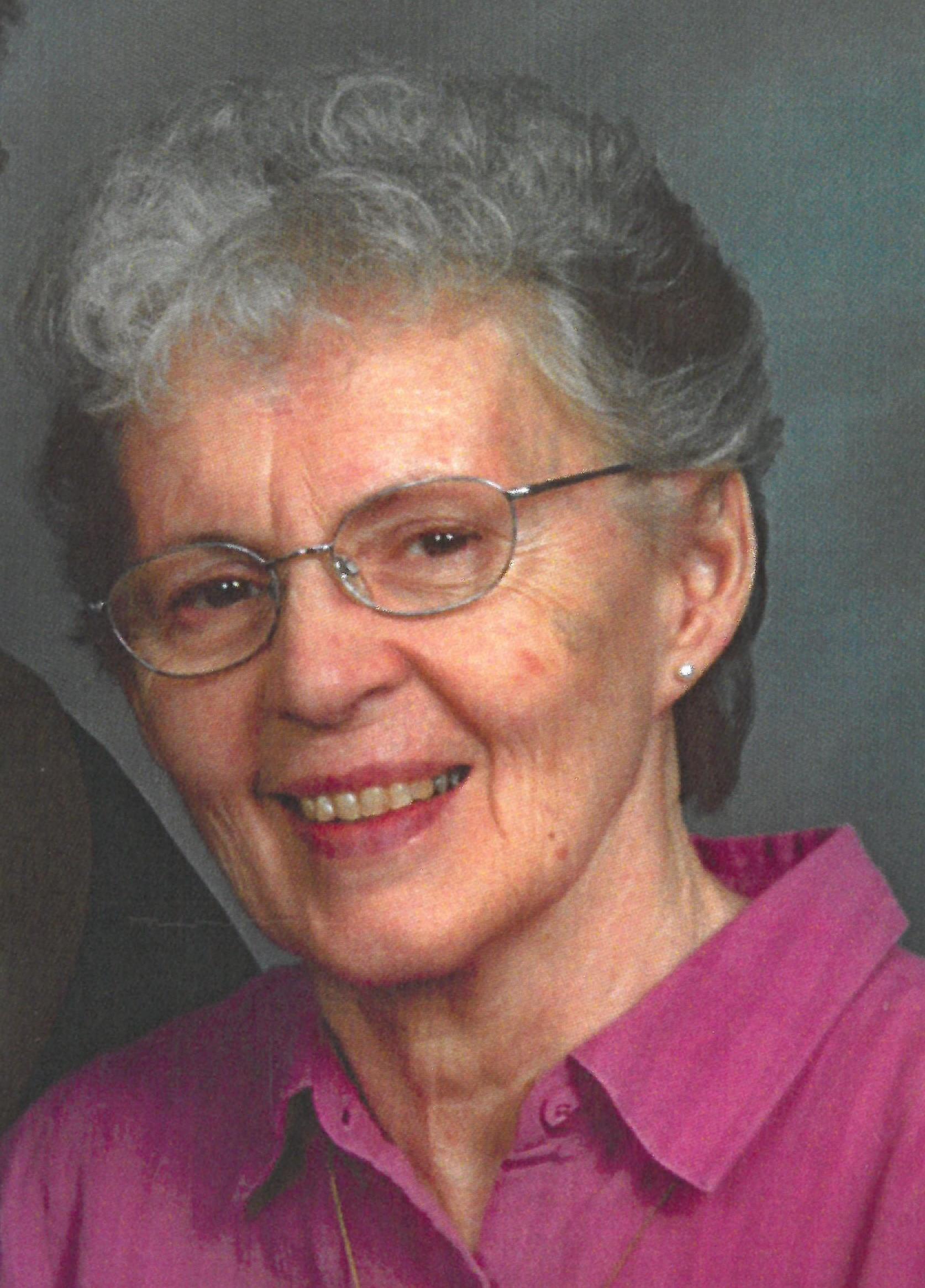 Martha Ann Forcey
