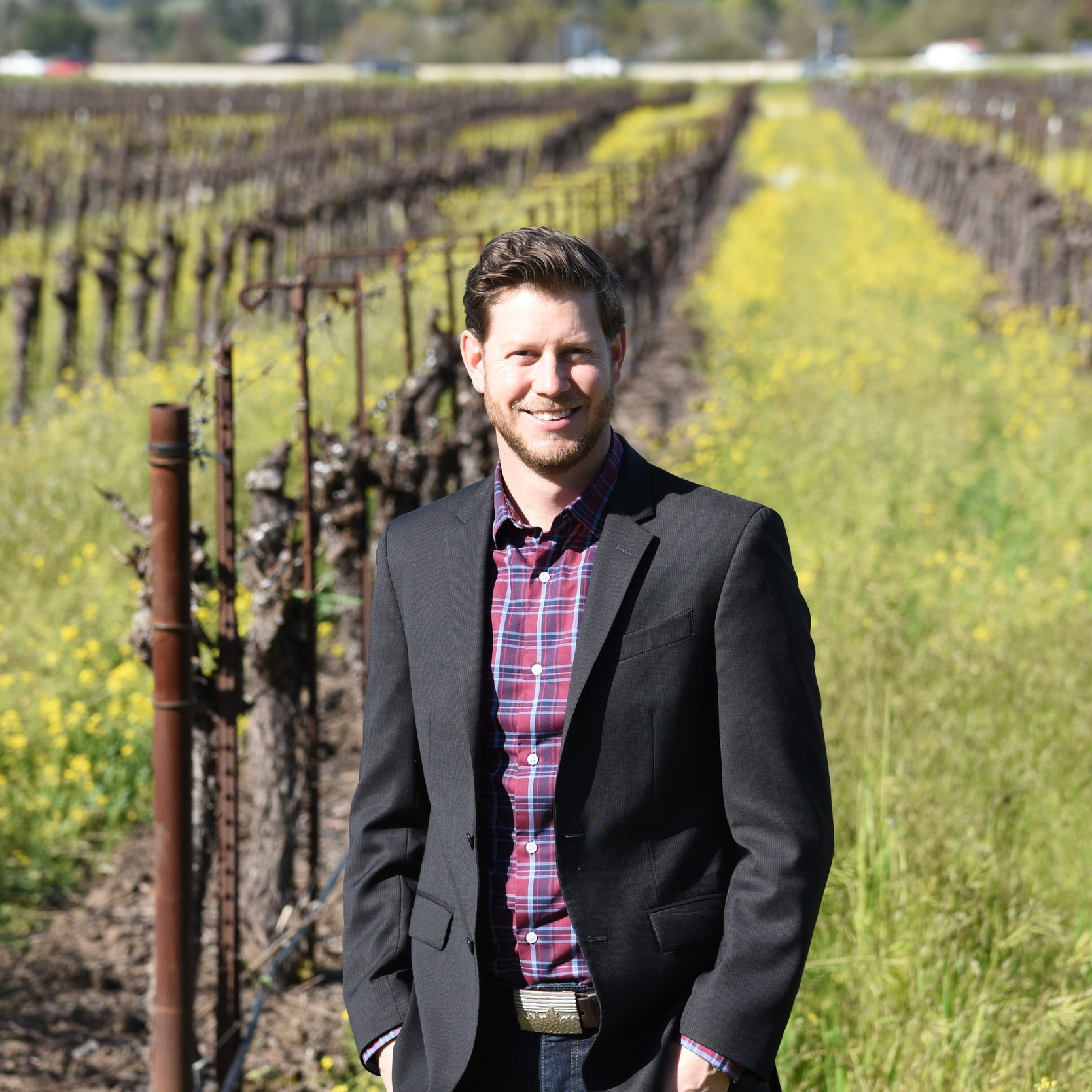 Julien Gervreau - Vice President of Sustainability, Jackson Family Wines