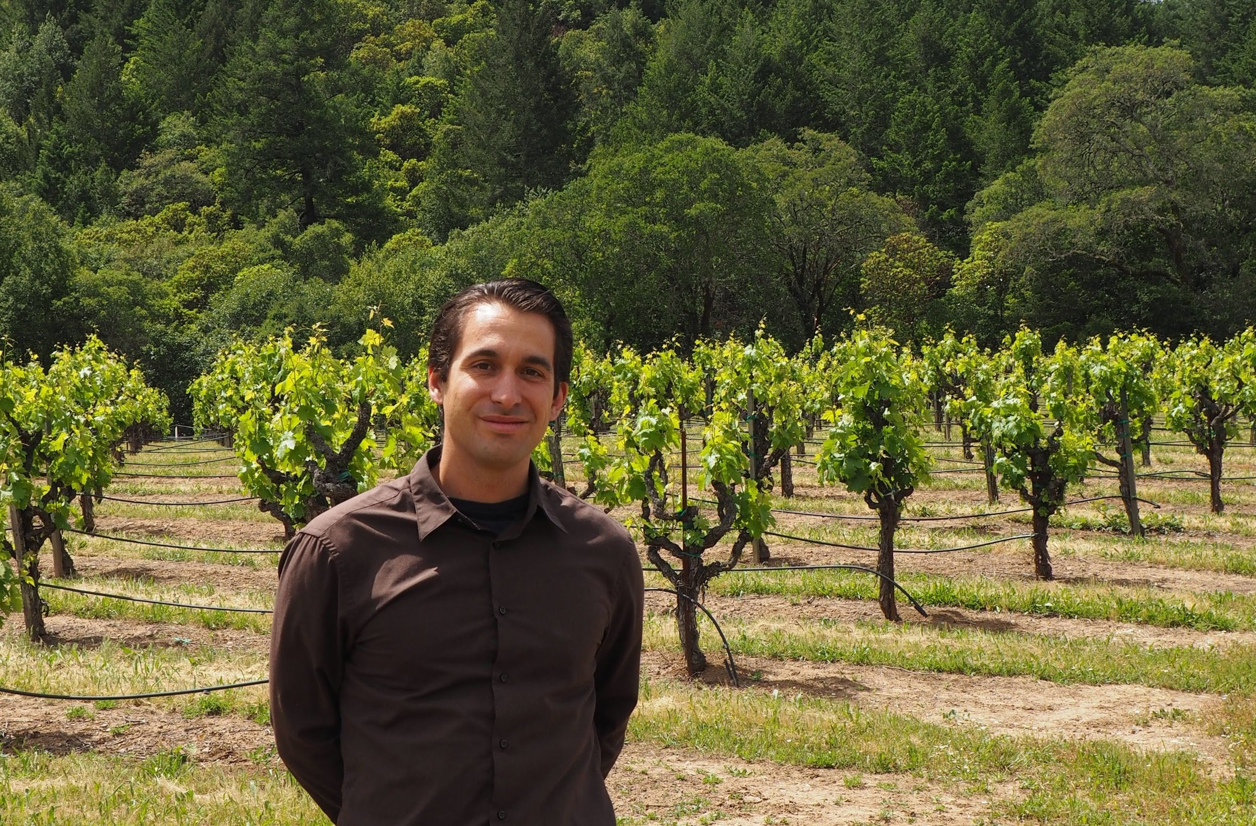 Aaron Stainthorp - Sustainability Manager at Jackson Family Wines