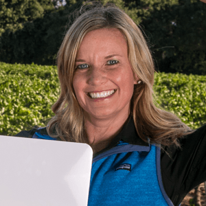 Karissa Kruse - President of the Sonoma County Winegrowers