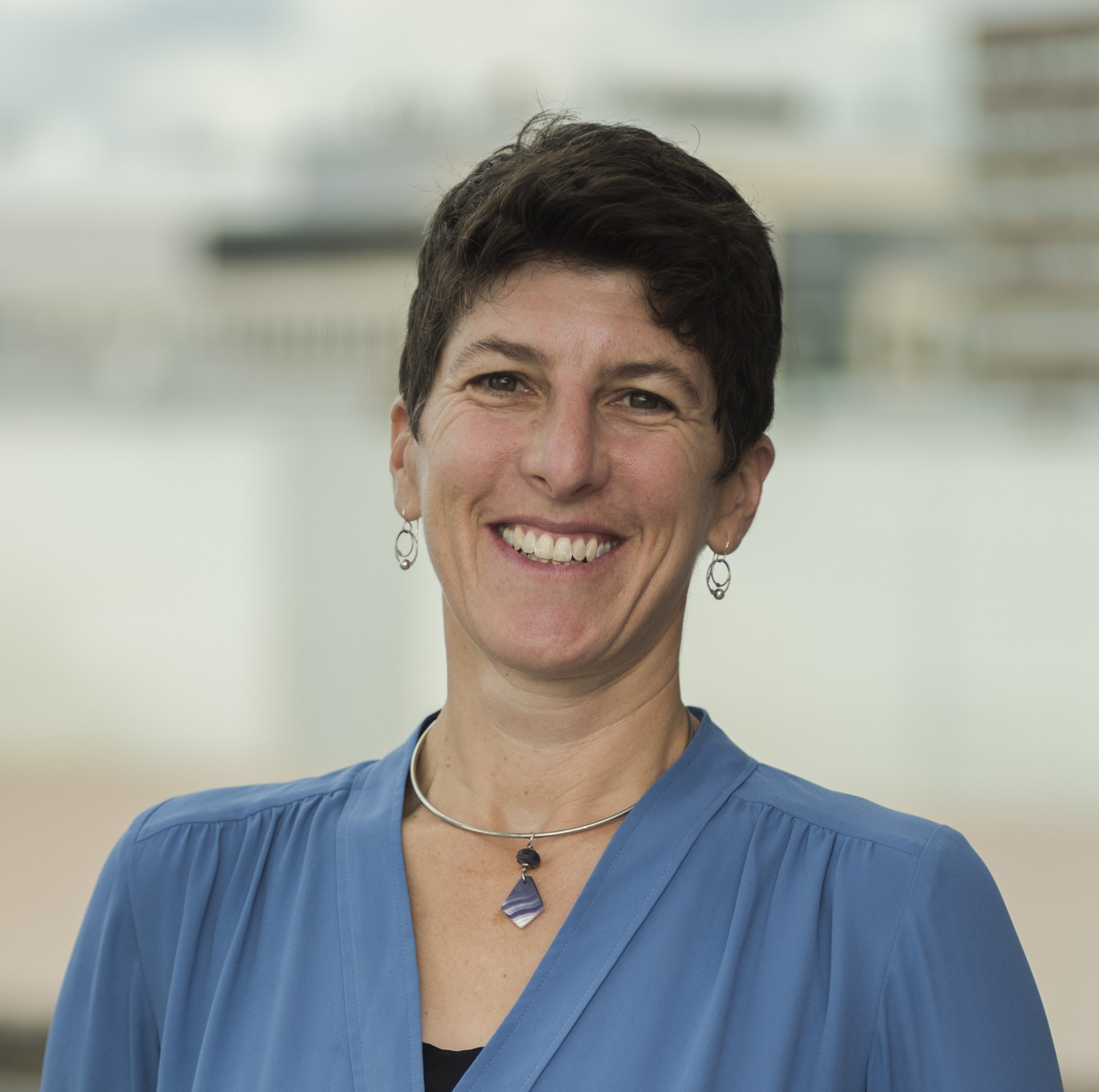 Julie Newman - Director of Sustainability at MIT