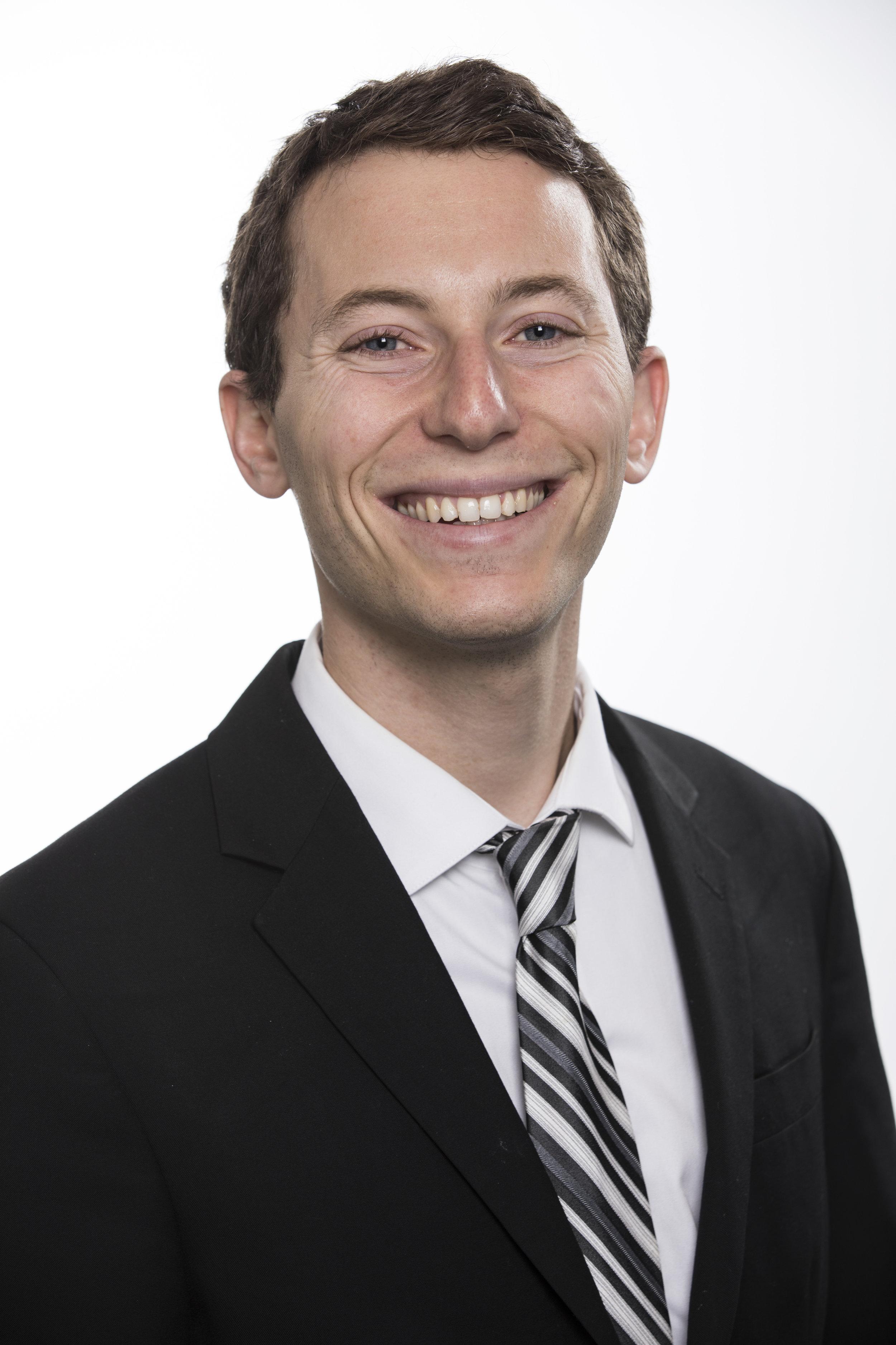 Scott Breen - Associate Manager Sustainability and Circular Economy Program