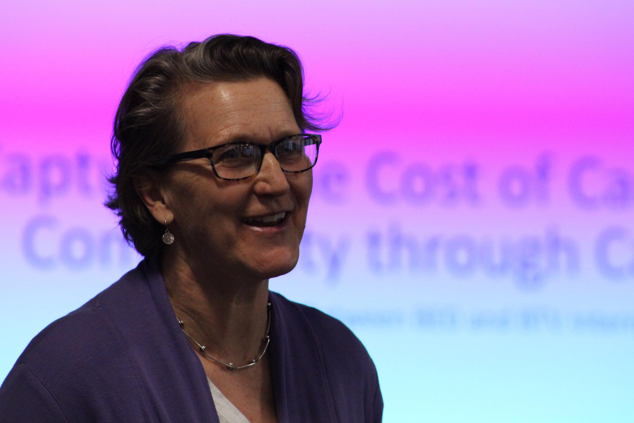 Jennifer Green - Sustainability Officer at Burlington, Vermont
