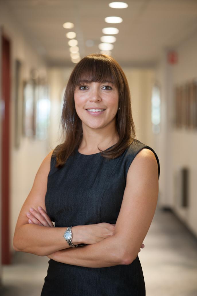 Amanda King - Director of Sustainability at Bentley University