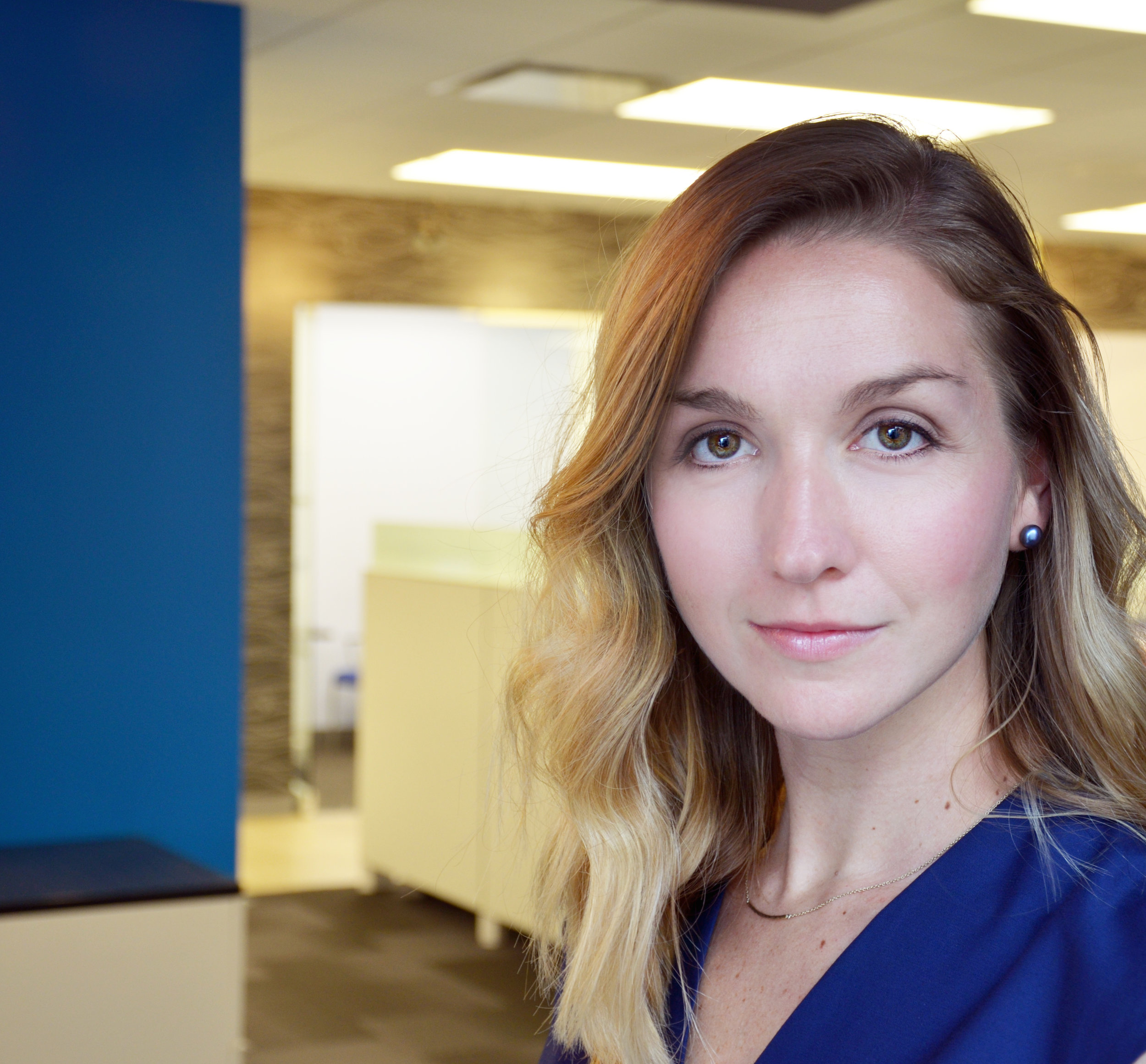Kristina Joss - Head of North America Strategy for Salterbaxter