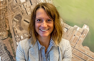 Erin Cooke - Sustainability Director at San Francisco International Airport