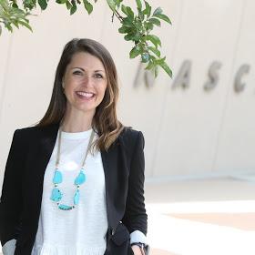 Catherine Kummer - Senior Director for Green Innovation at NASCAR