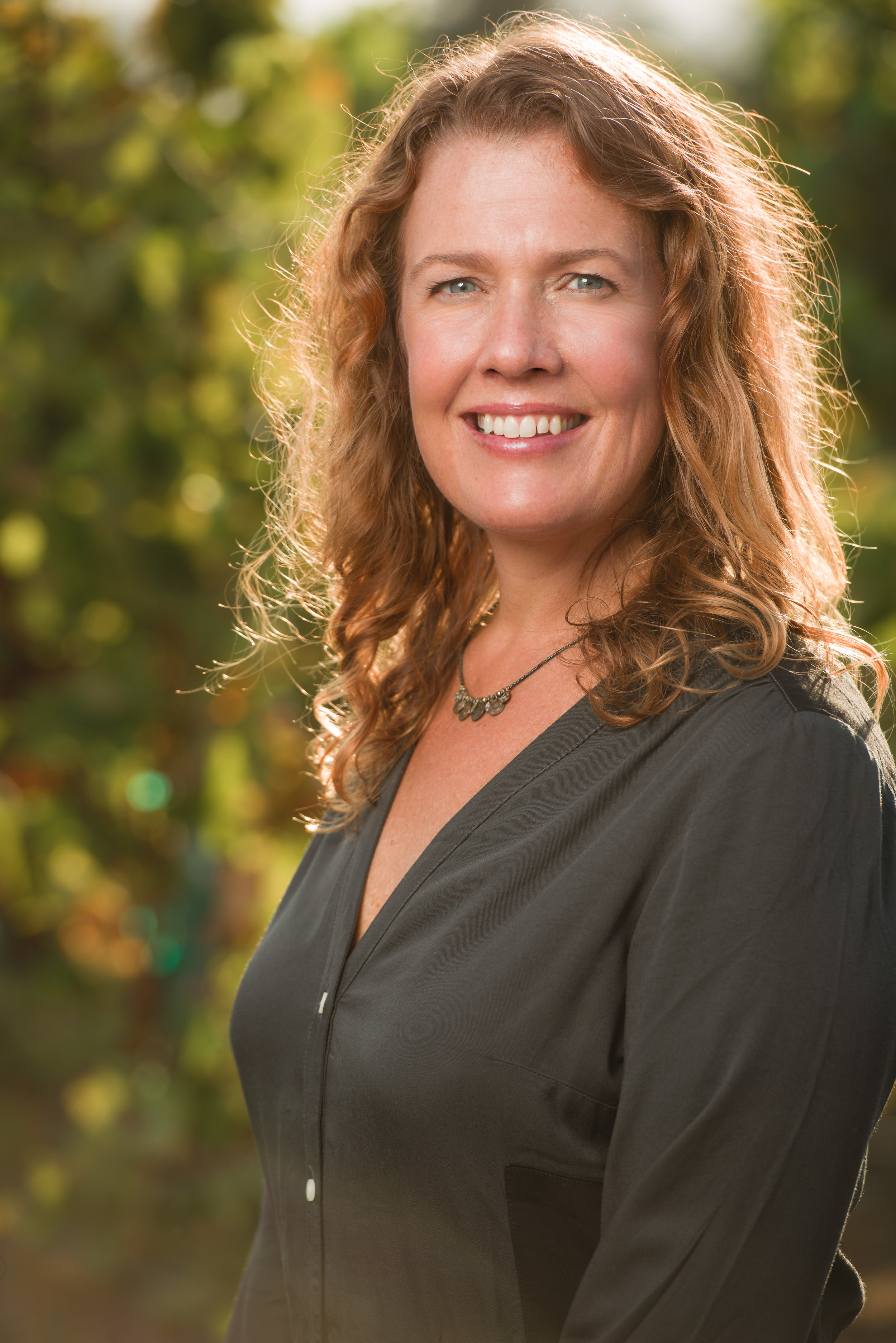 Allison Jordan - Executive Director of the California Sustainable Winegrowing Alliance