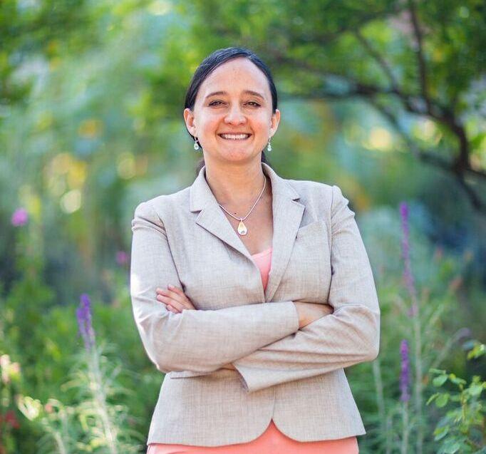 Nurit Katz - Chief Sustainability Officer at UCLA