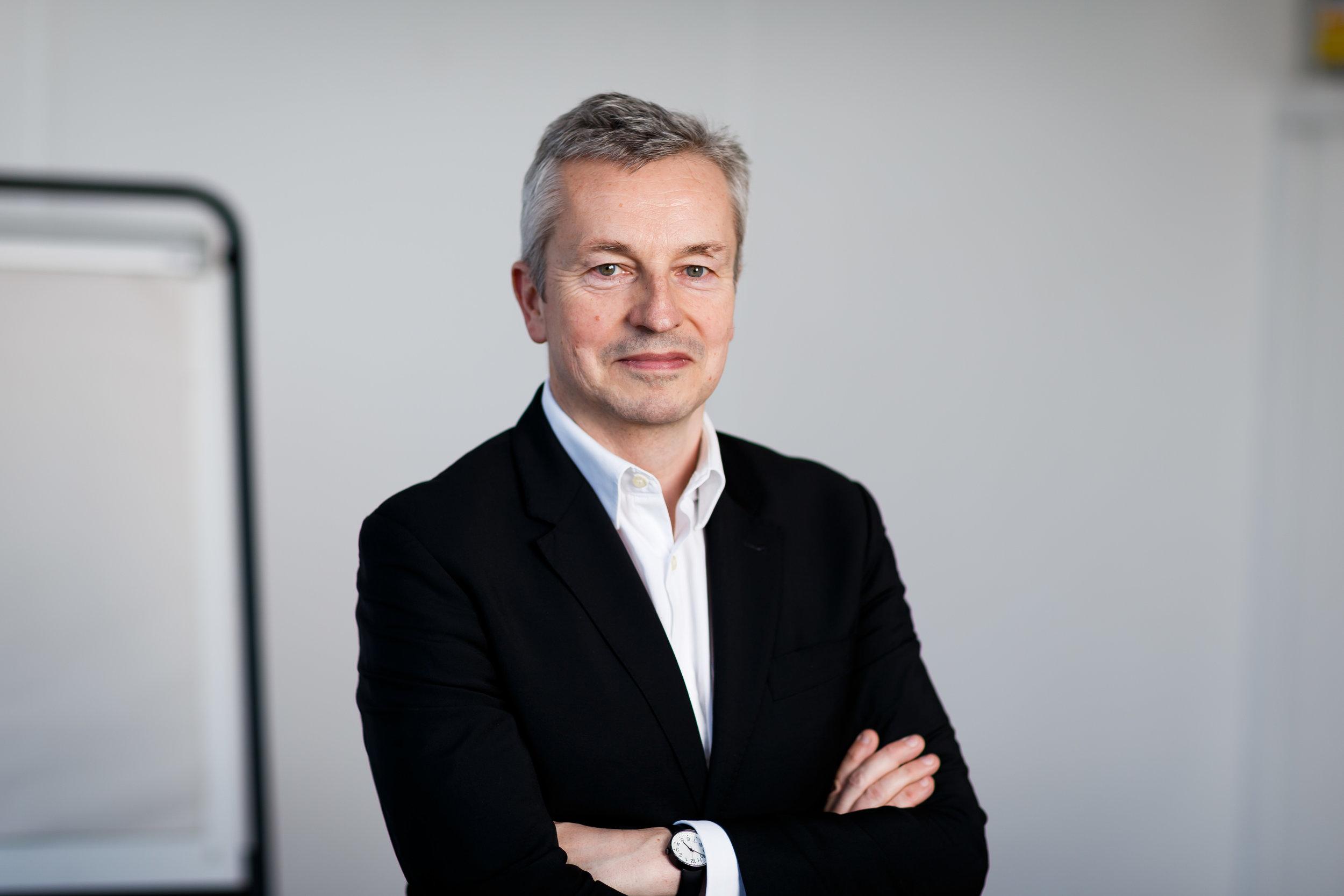 Paul Dickinson - Founder of CDP