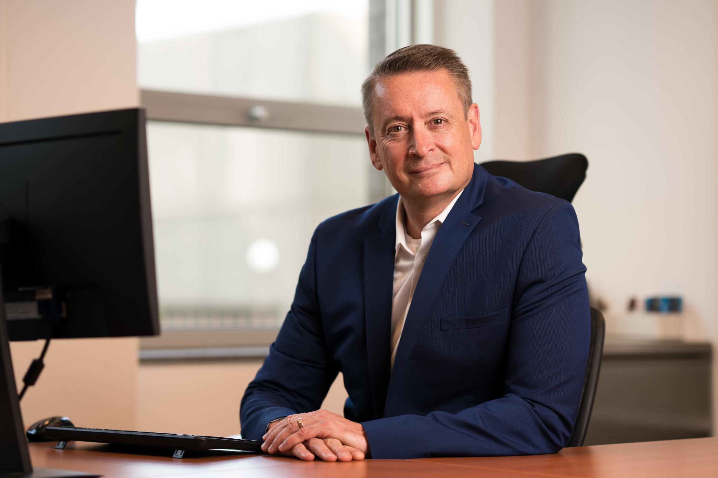 Tim Mohin - Chief Executive at GRI