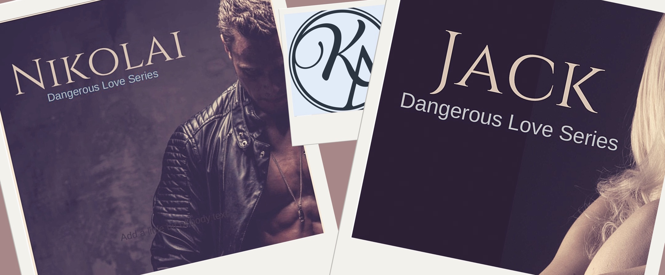 Kristin Alexander - While Kristin is working on Drago, be sure to get caught up with Nikolai and Jack in her Dangerous Love Series.