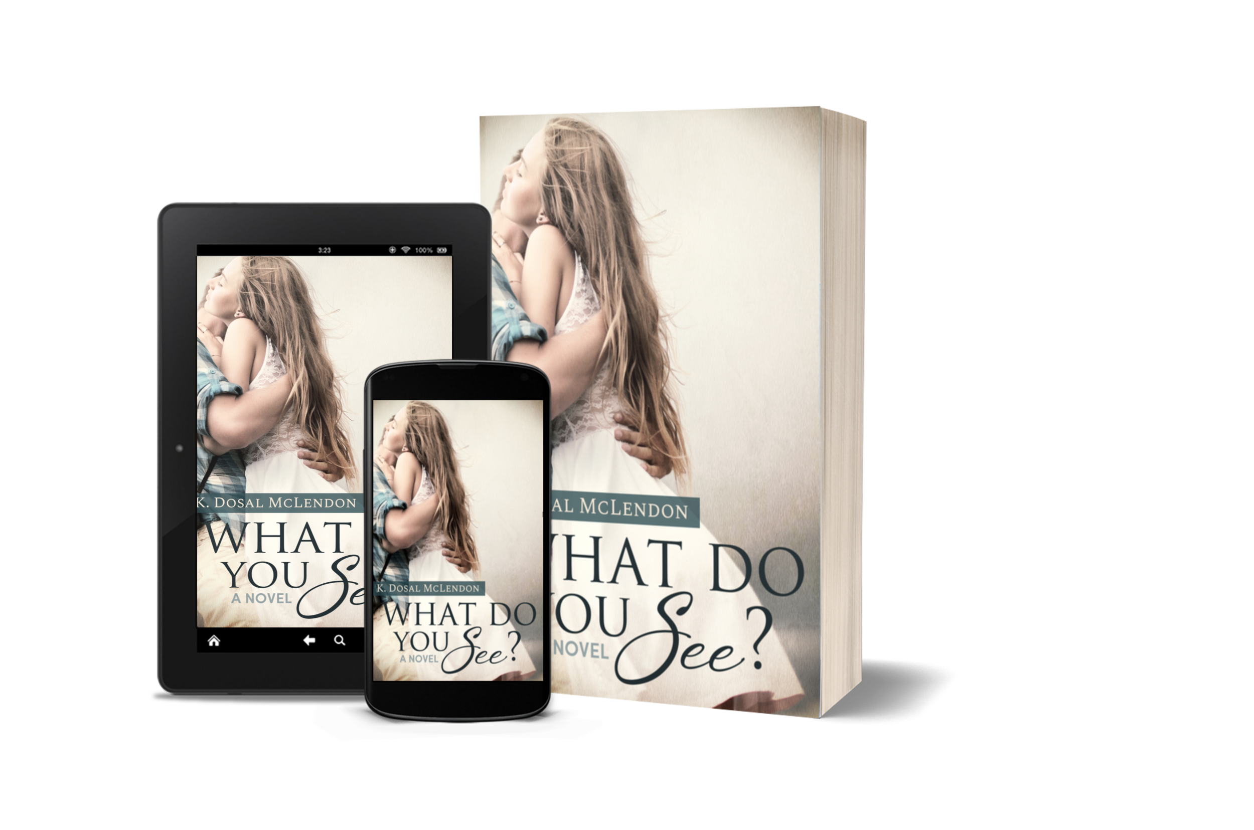 K. Dosal Mclendon - Check out Kassy's new book What Do You See?