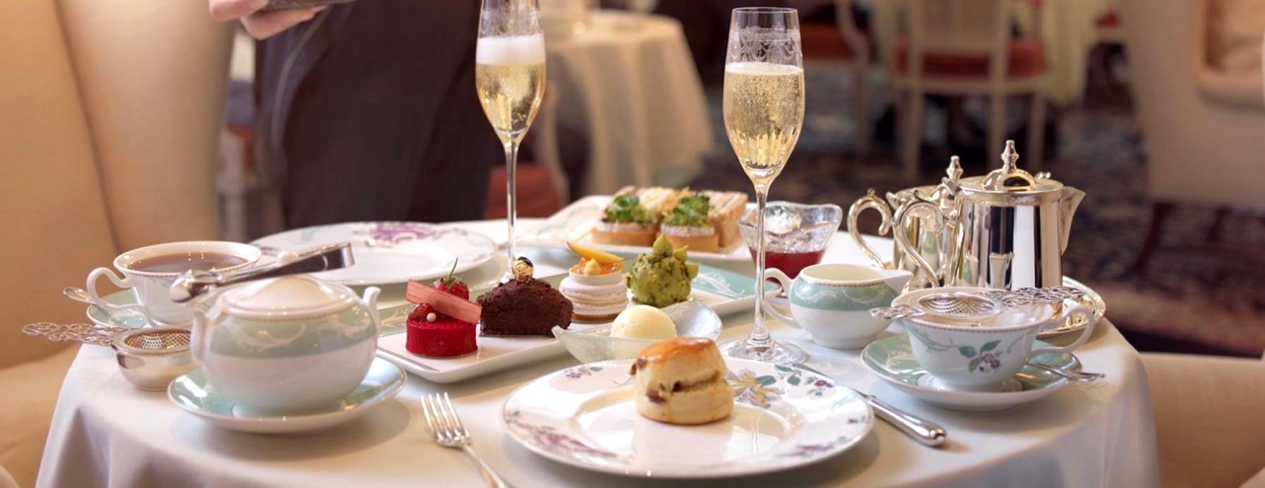 Afternoon Tea Etiquette -