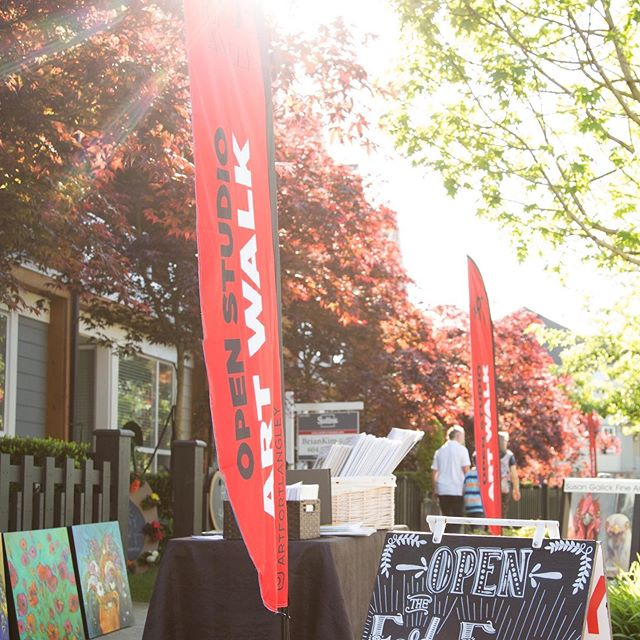 Applications for our next art walk event are now closed . We are very excited to have some new and unique creatives to our summer event during the #fortlangleyjazzfest . Look for the red and blue flags around town and ask for a map at any participating artist venue . Follow our Facebook event (link in bio) for updates . . . #artfortlangley #paulwoodartist #fortlangley #thefortfinery #langleyfresh #thefraservalley #dawnstenzelphotography