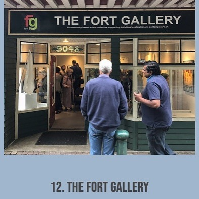 Number 12 on this year's Art Fort Langley Summer Art Tour is @fortgallery where you can check out a new exhibit by artist, Jenny Hawkinson and listen to the sounds of Gordon's Jazz Trio. Drop by and check it out. #artfortlangley #artists #artwalk #fortlangley #fortlangleyjazzfest #music #summerfun #july27