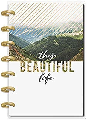The Happy 2019 12 Month Mini Planner Adventures Jan 2019 - Dec 2019