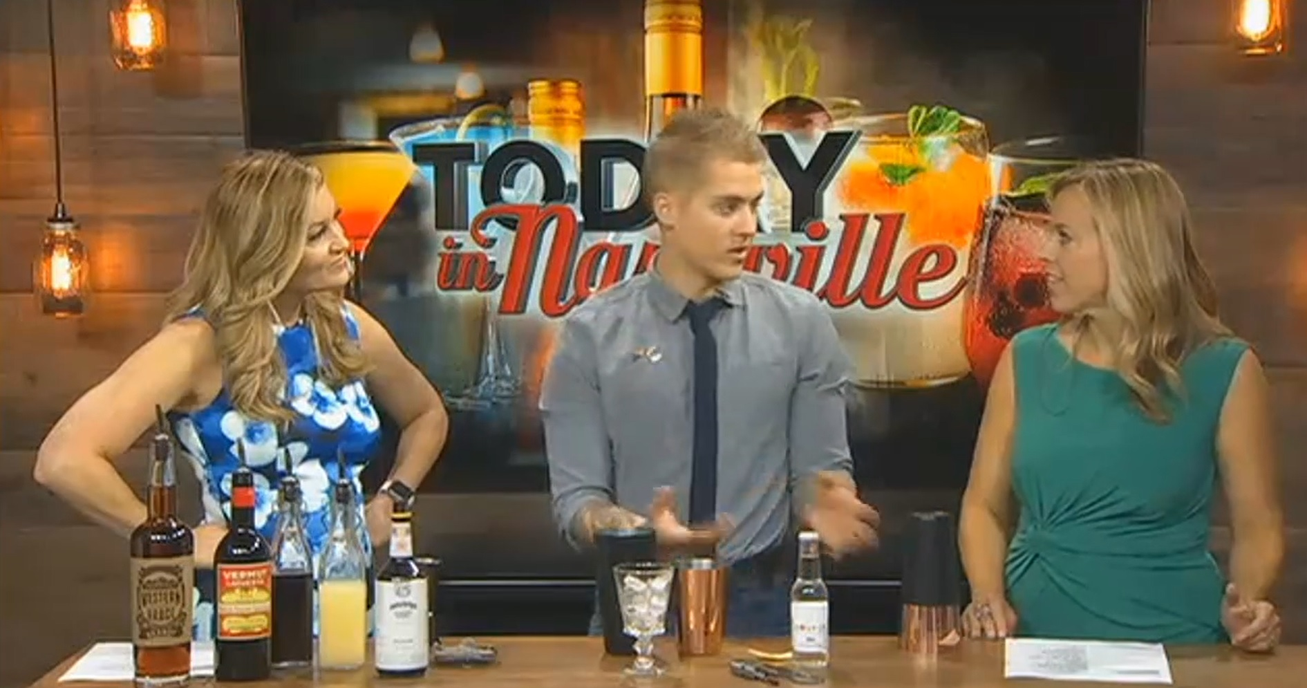 """""""Today in Nashville: Trade Room's Picon Punch"""" - wsmv.news4.com"""
