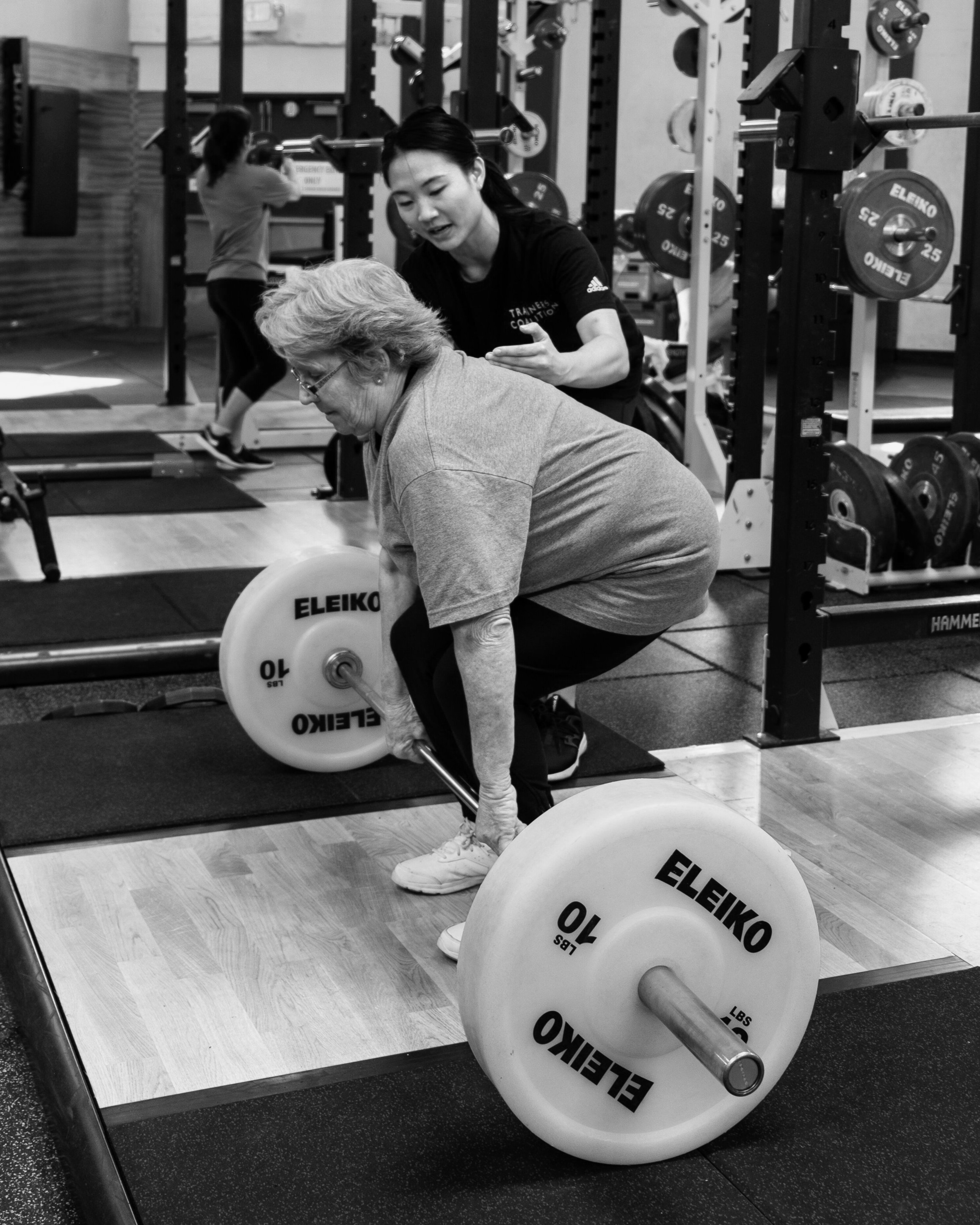 our impact - In just one year, we've provided 110 months of gym memberships and 163 sessions of 1-on-1 personal training — a total value of over $24,000, all at no cost to our clients.