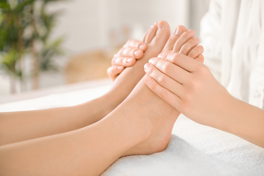 What is Reflexology & Aromatherapy? - This section aims to provide you with information on what reflexology and aromatherapy treatments are, what the treatments typically entail and the benefits of treatment.