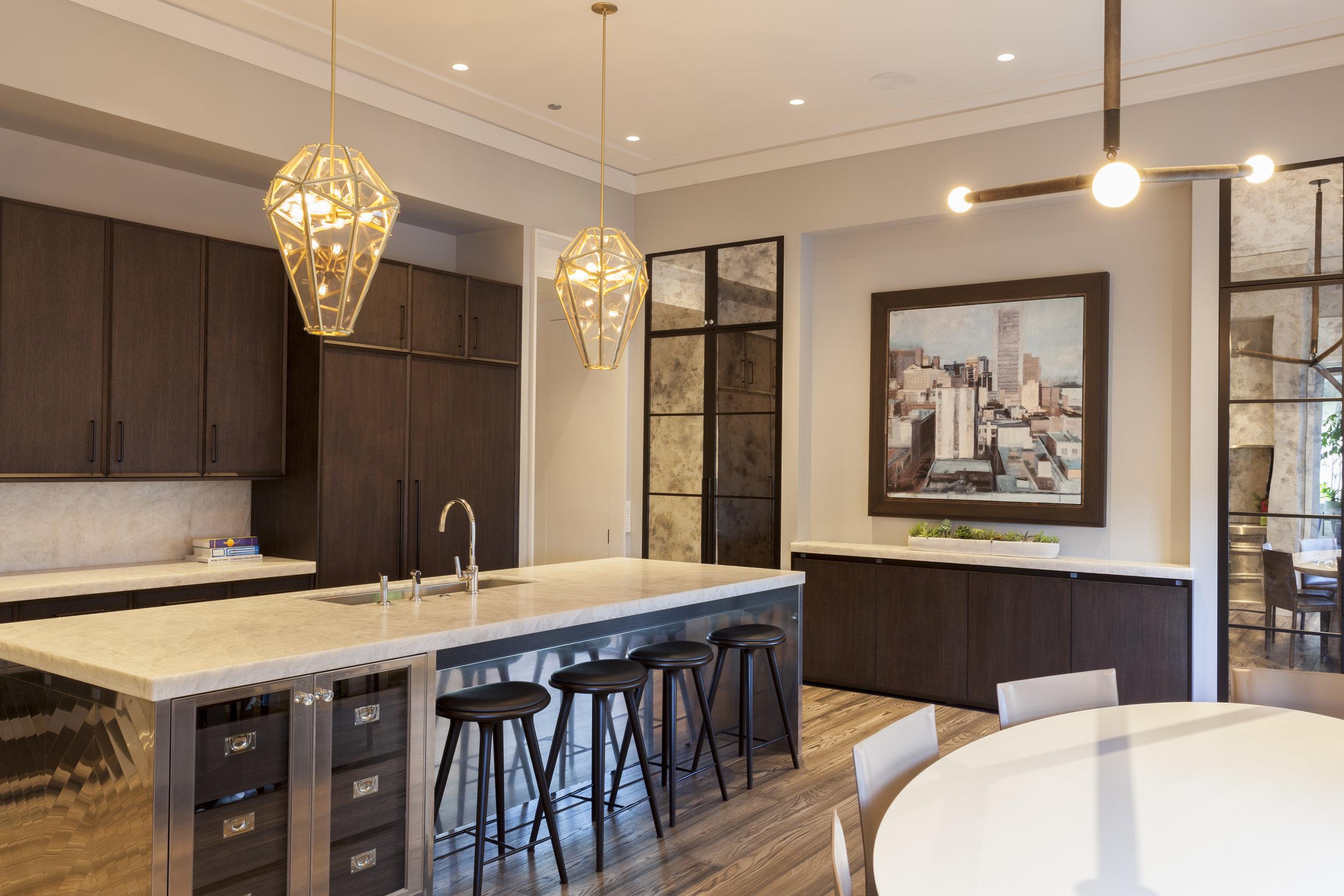 Gold Coast Penthouse Kitchen