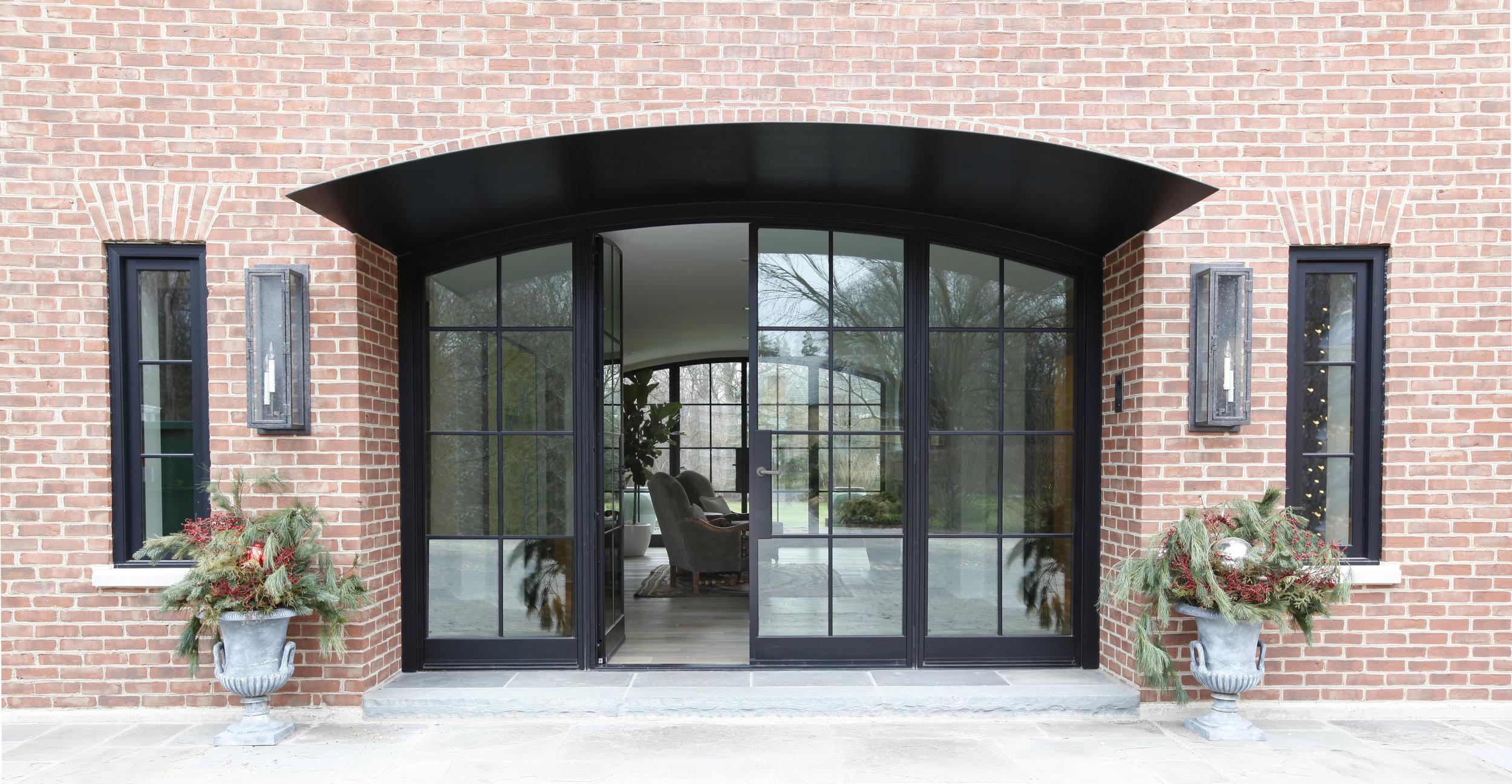 Entry to North Shore Estate