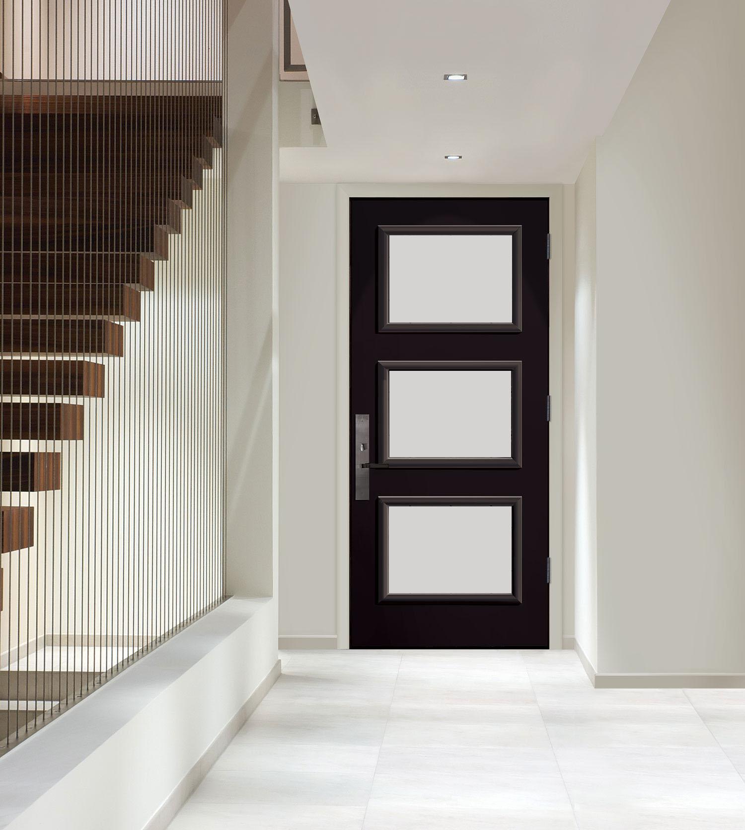 Steel Doors -