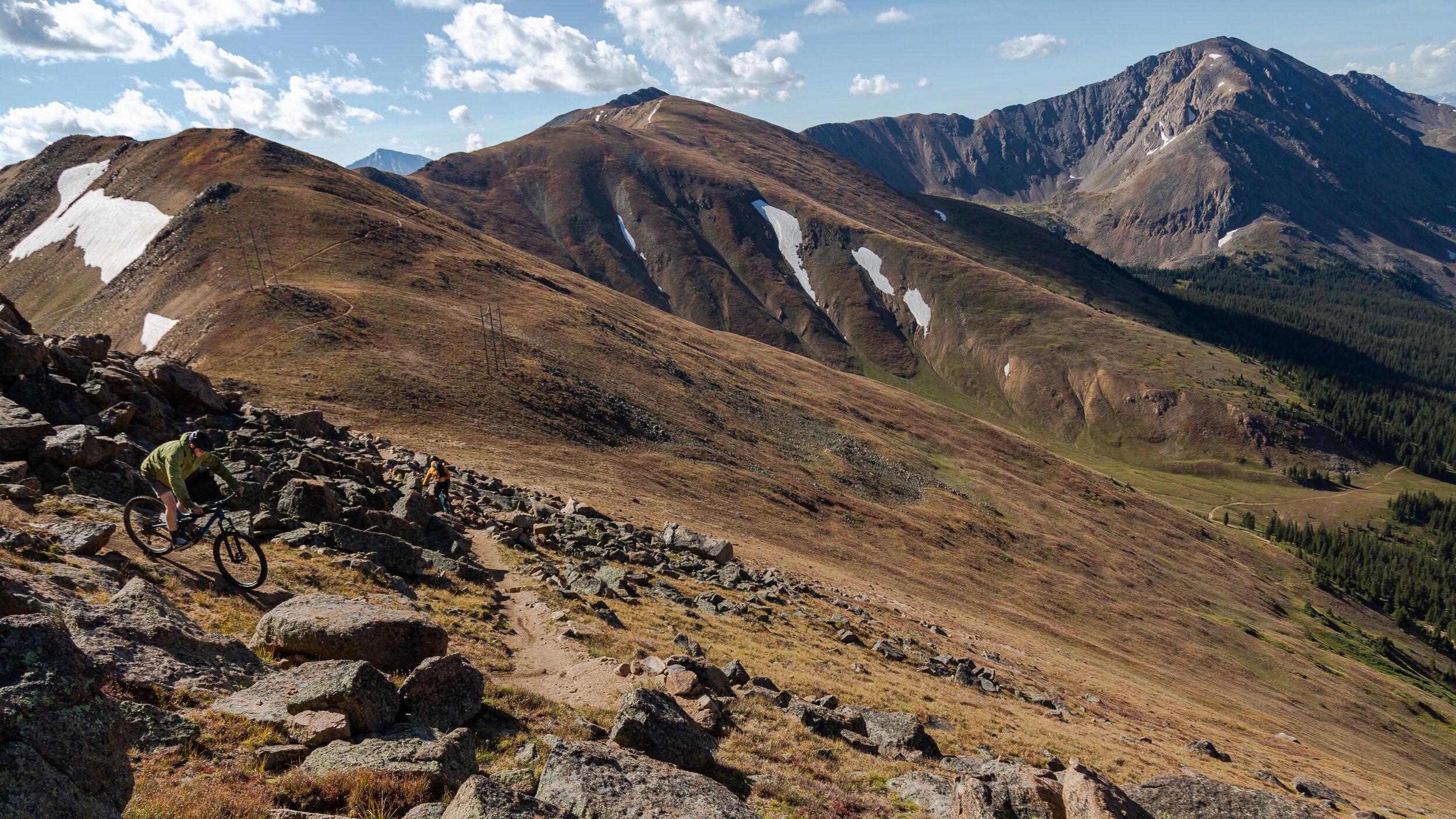 Jones Pass #2, Colorado