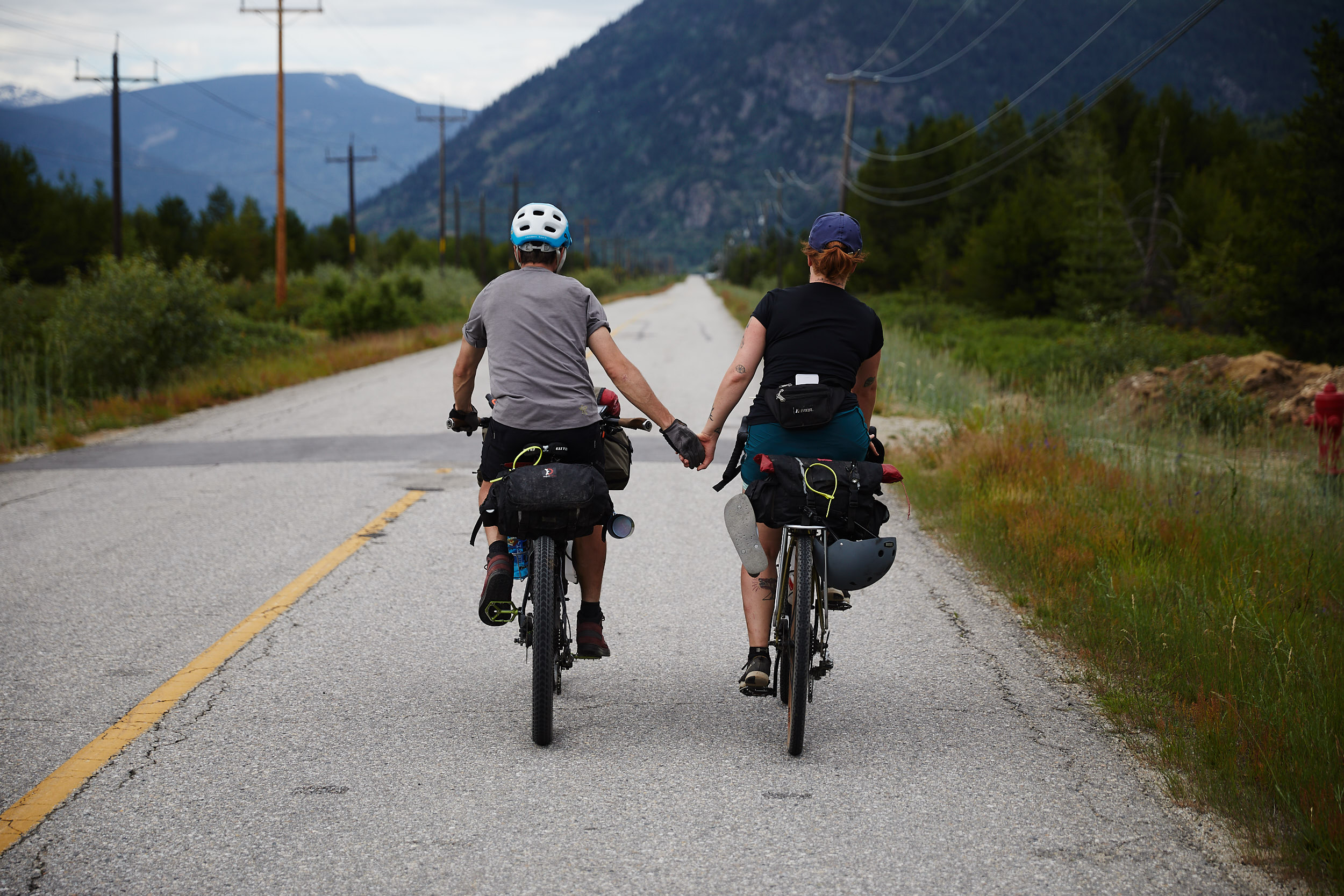 10 days and almost 700km later we arrived in Castlegar!