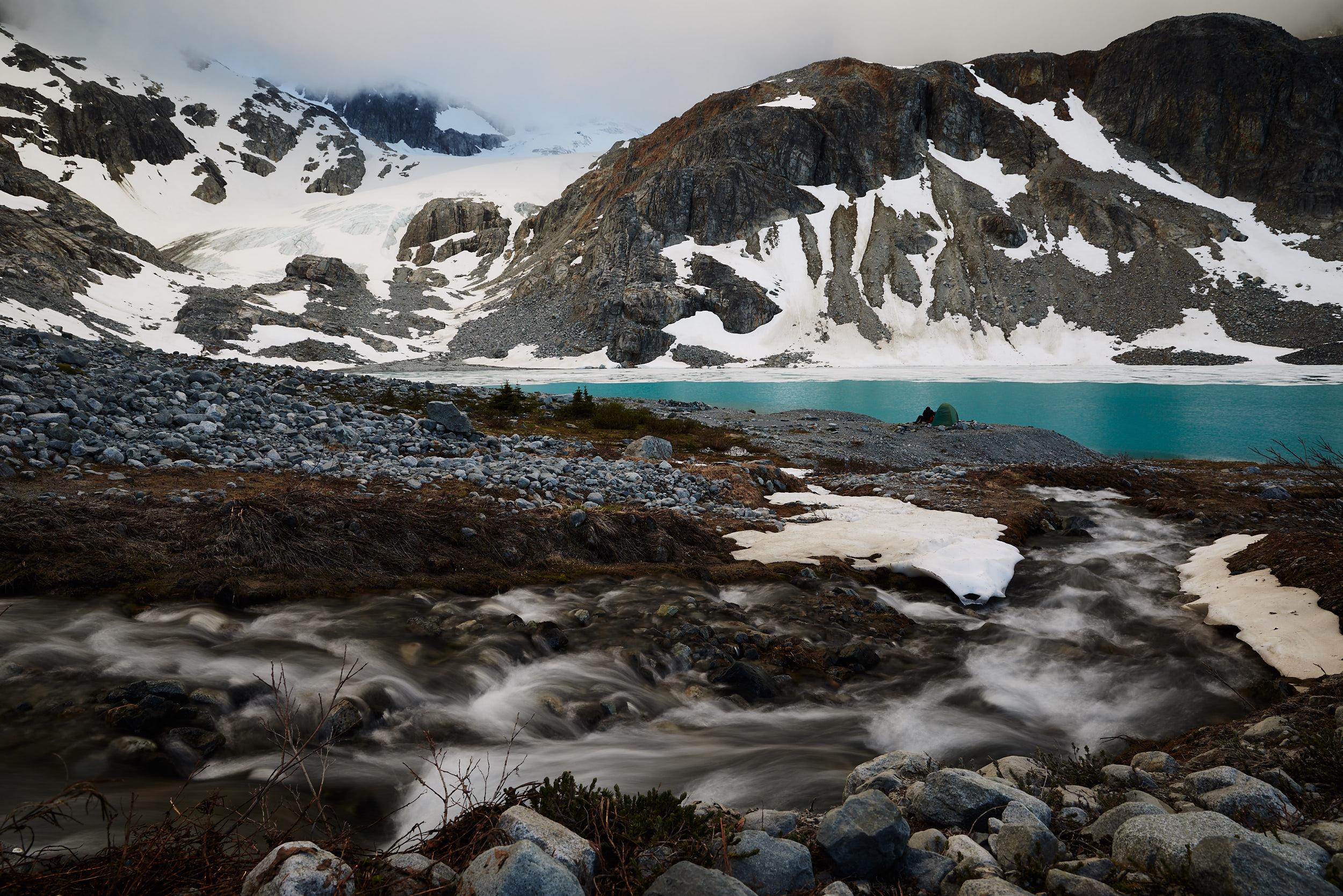 Camping at Wedgemount Lake 42.jpg