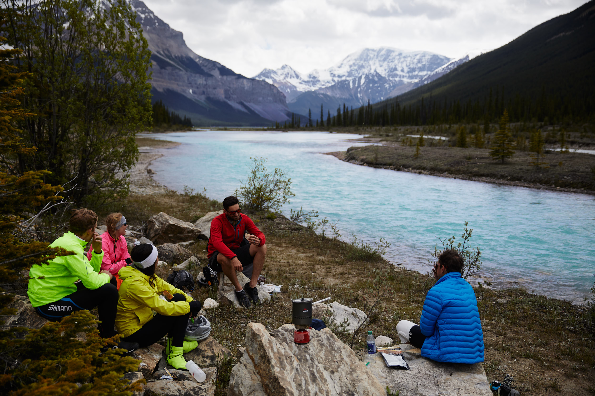 Icefields Parkway Cycle Tour - Lake Louise to Jasper 66.jpg