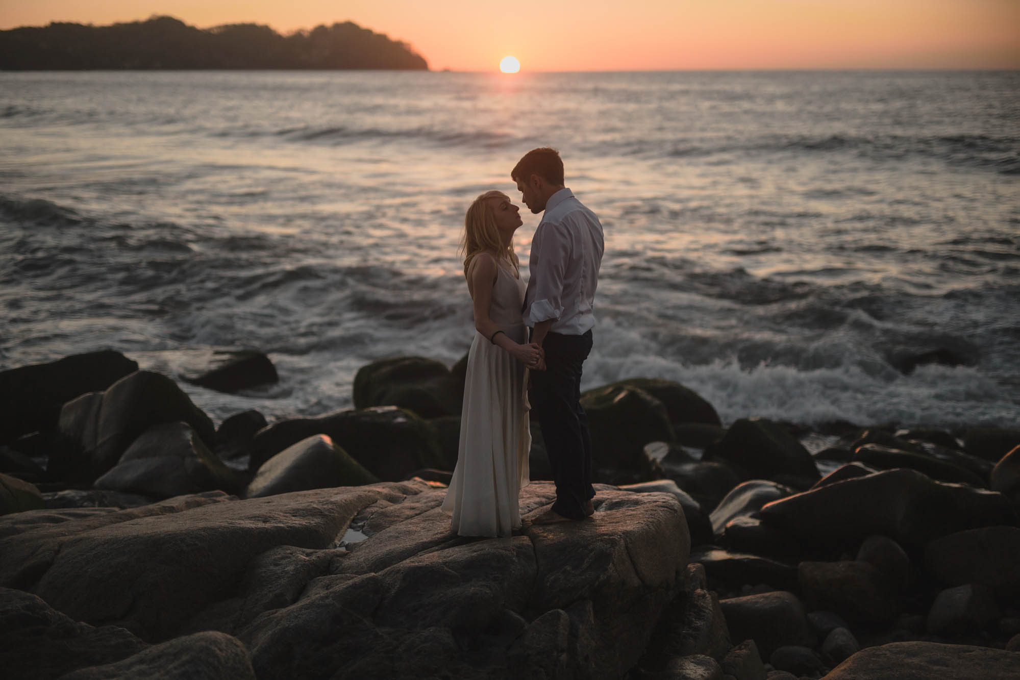 Jenna + Joe - sayulita, mexico