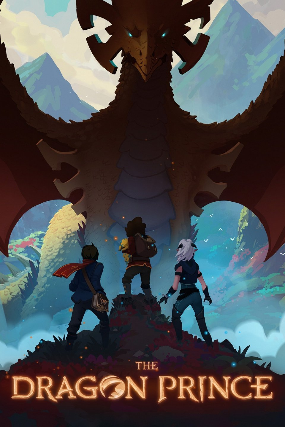The Dragon Prince, 2018 - Created by WonderstormAn animated cartoon TV show with toonshaded 3D characters and combination background environments in 3D and 2D. Streaming on Netflix.My role: Senior Development Artist / Lead Surfacing ArtistDevelopment and improvement of surfacing and inter-departmental practices, as well as creation and maintenance of thorough documentation for surfacing procedures, guidelines, and troubleshooting common issues; painting characters, props, environments; training artists; generating collaborative creative solutions in meetings with other department supervisors.In-depth details available in my cover letter on LinkedIn.Programs used: Maya (UVs); Mari (environment painting); Mudbox (character painting); JCube toonshaders (characters); Maneki 3Delight, Vray (rendering);
