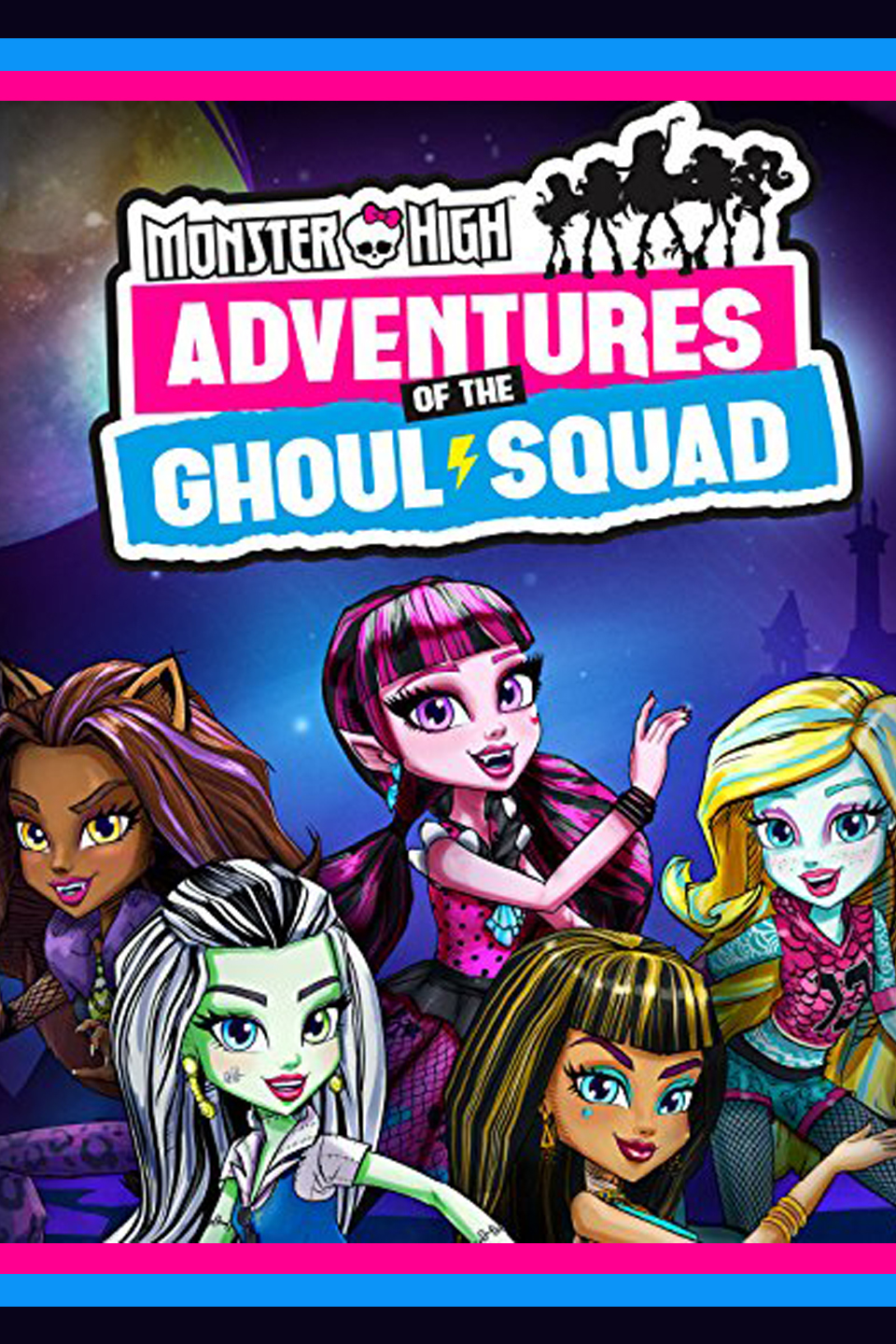 Monster High: Adventures of the Ghoul Squad, 2017 - Created by MattelSpin-off for Youtube streaming.Role: Development and lead texture artistBegan with R&D for character proof of concept, developing: modeling, toon shaders and toon lines to achieve a comic-book inspired style. Transitioned into a Lead position for the Texturing department on this production as of February 2017.