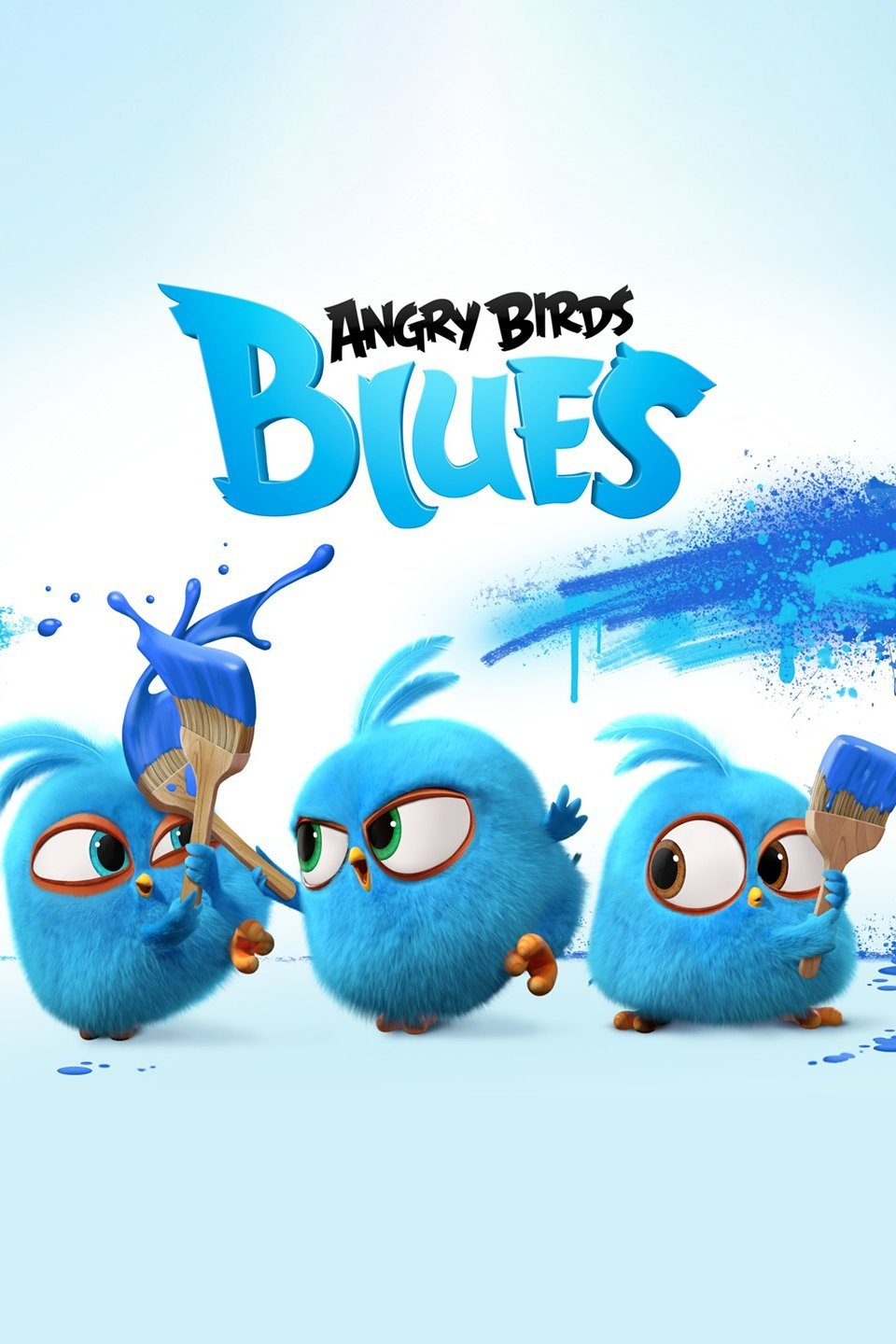 Angry Birds Blues, 2017 - Created by RovioModeled 3D props in Maya