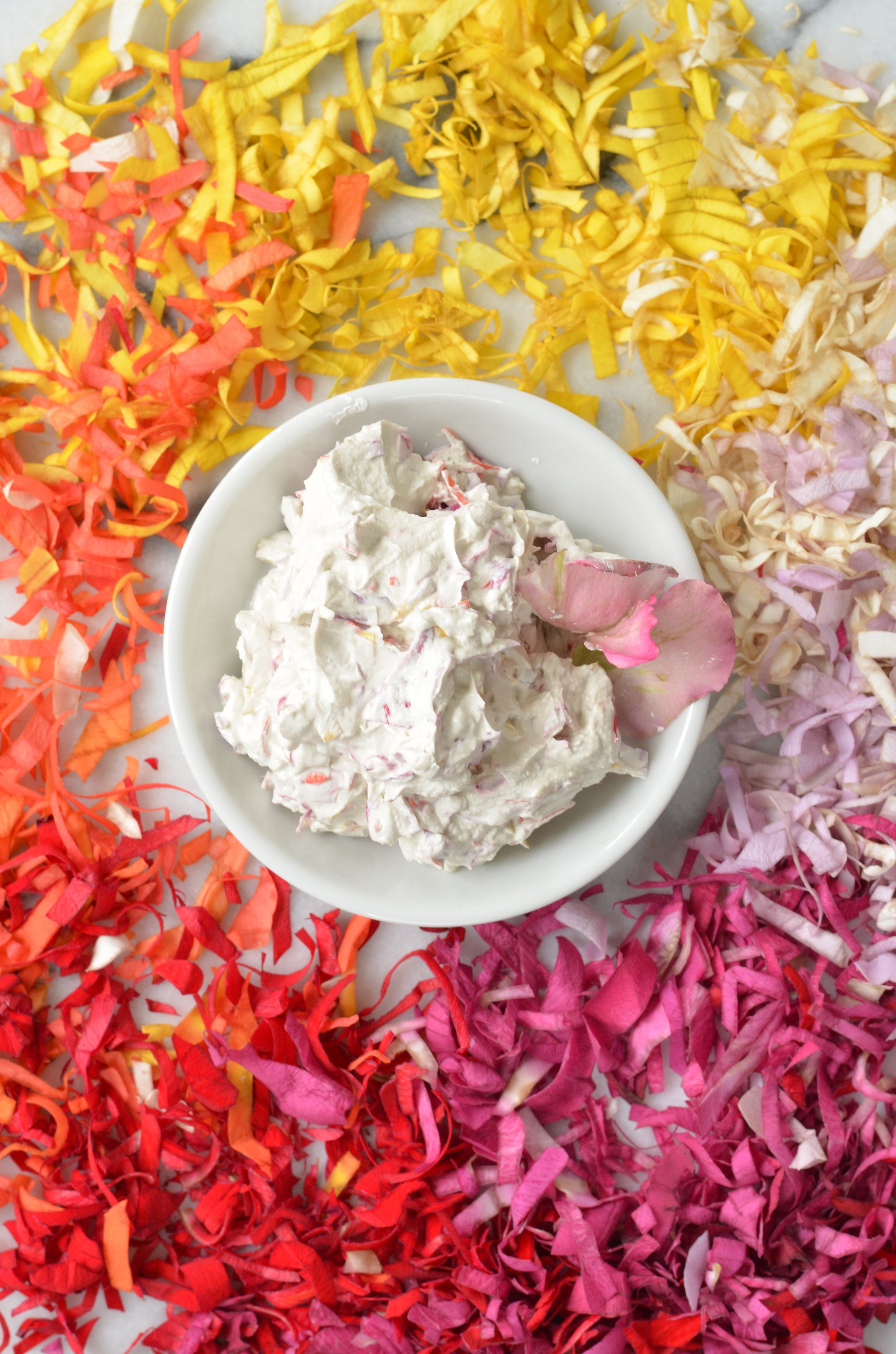 Confetti Facial Mask   Willow & Sage Magazine   Styling and photography by Mary Helen Leonard