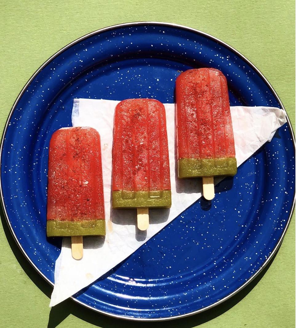 Watermelon Paleta