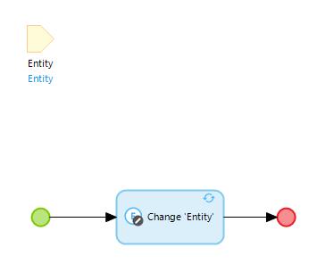 Example Refresh Data Microflow