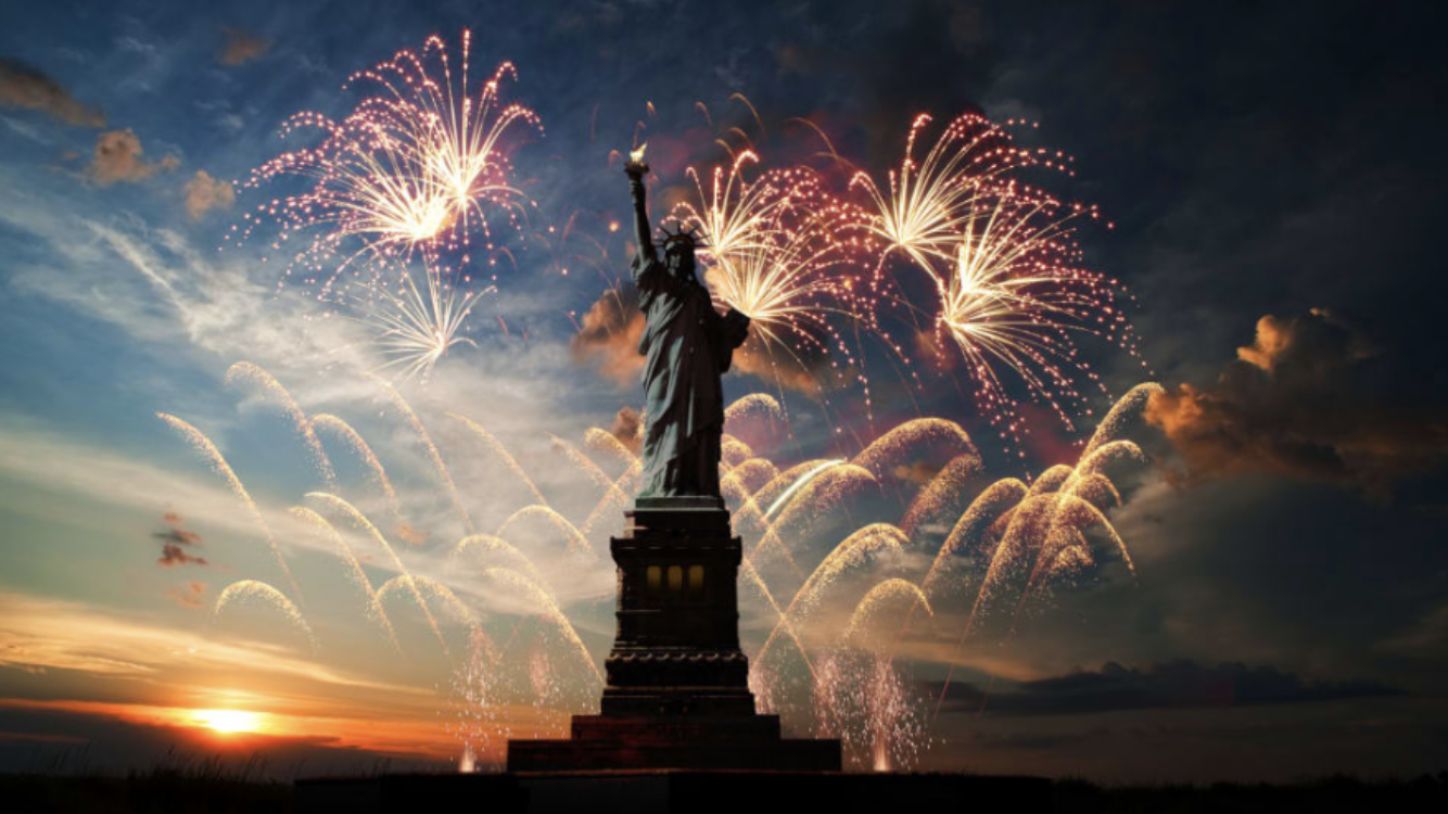 Happy Independence Day from all of us at Kennedy Fitness and WorkoutWhereYouWork.com!