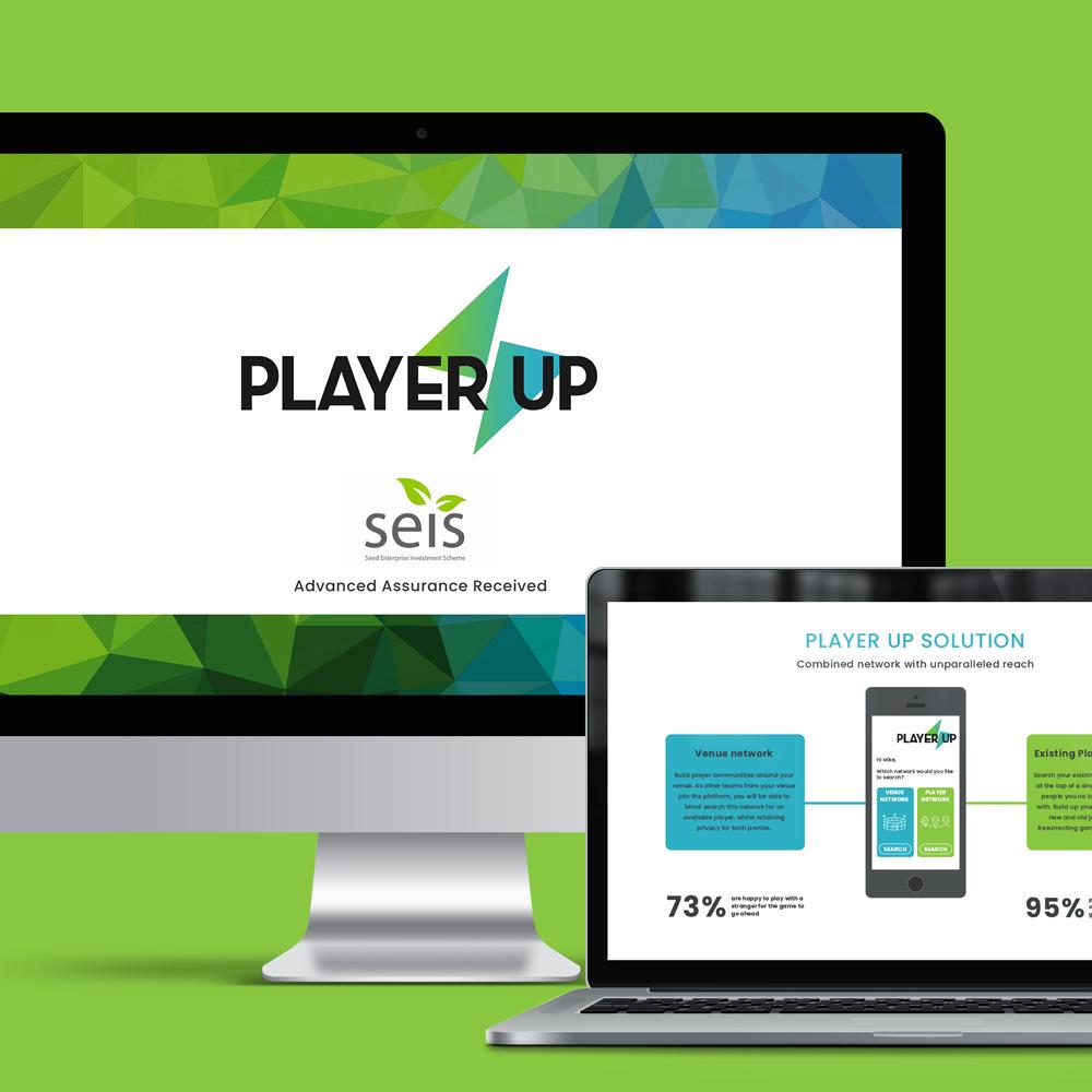 PlayerUp -