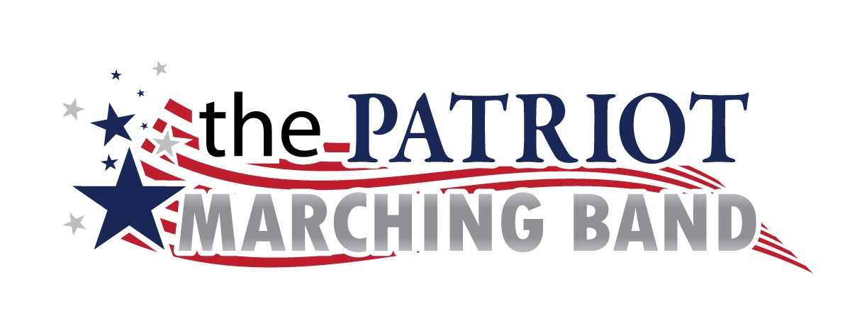 Patriot Marching Band Logo