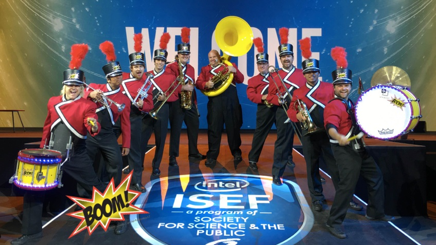 Boom Marching Band