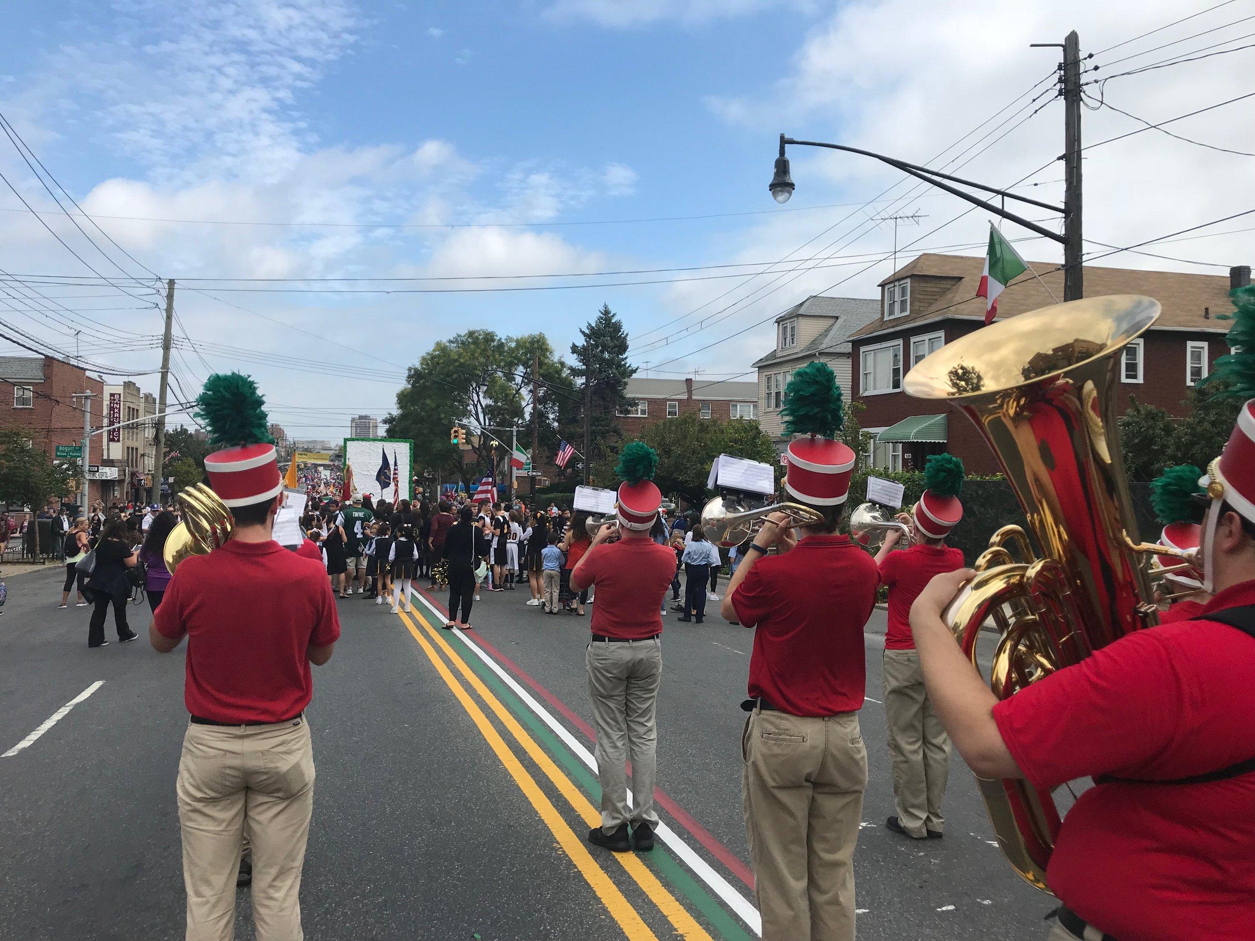 Italian American Day Parade