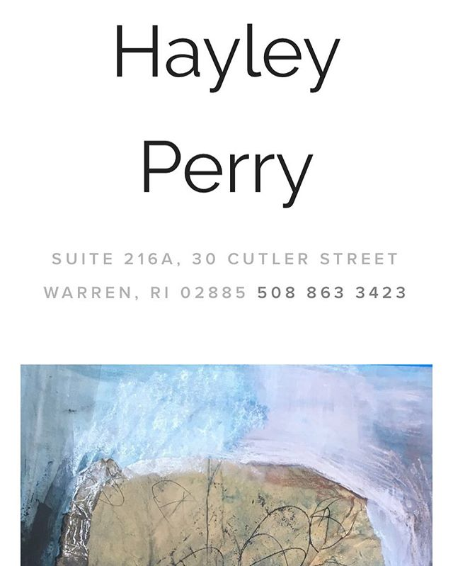 Updated my website with new work and a better layout. Check it out @ HayleyPerry.com! #art #painting#newenglandpainter #rhodeislamdart #rhodeislandartist #abstractmixedmedia #mixemediaart #collage