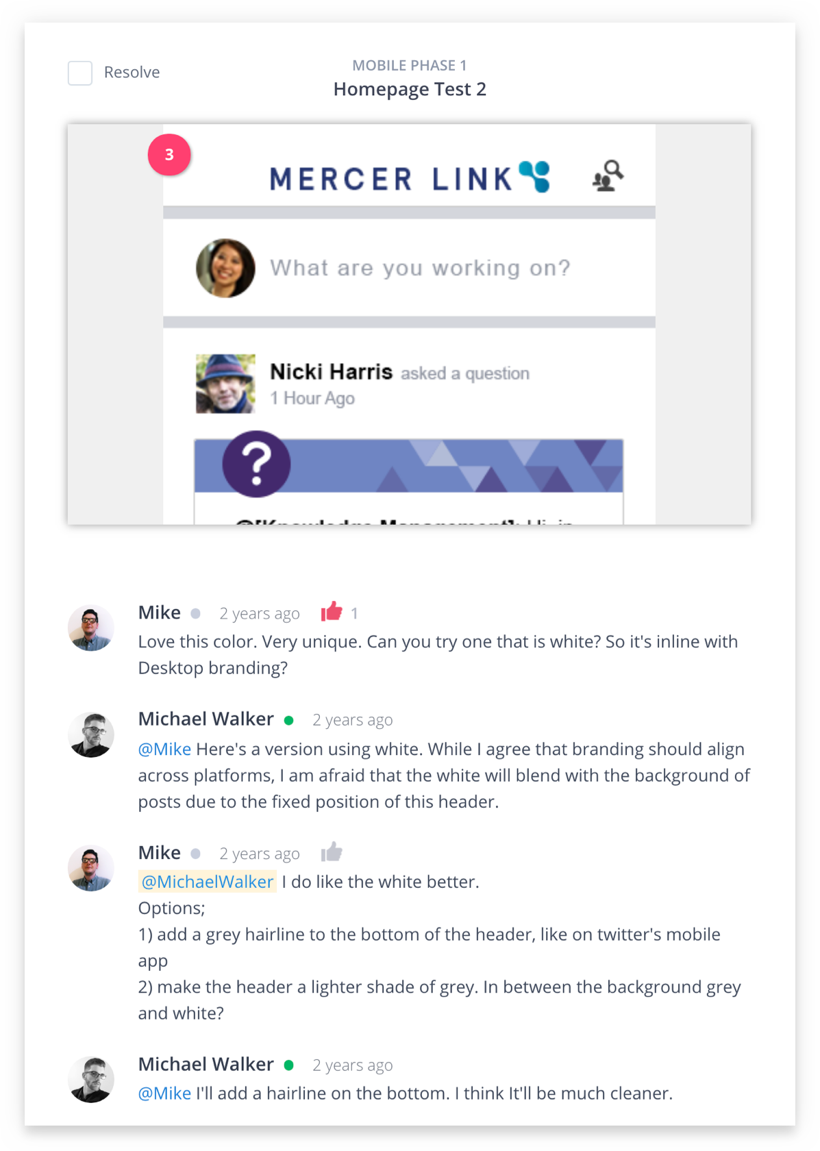 Image 9: The platform manager and I considered even minor details, such as the color of elements. We wanted the app to align with company branding and be as easy to use as possible.