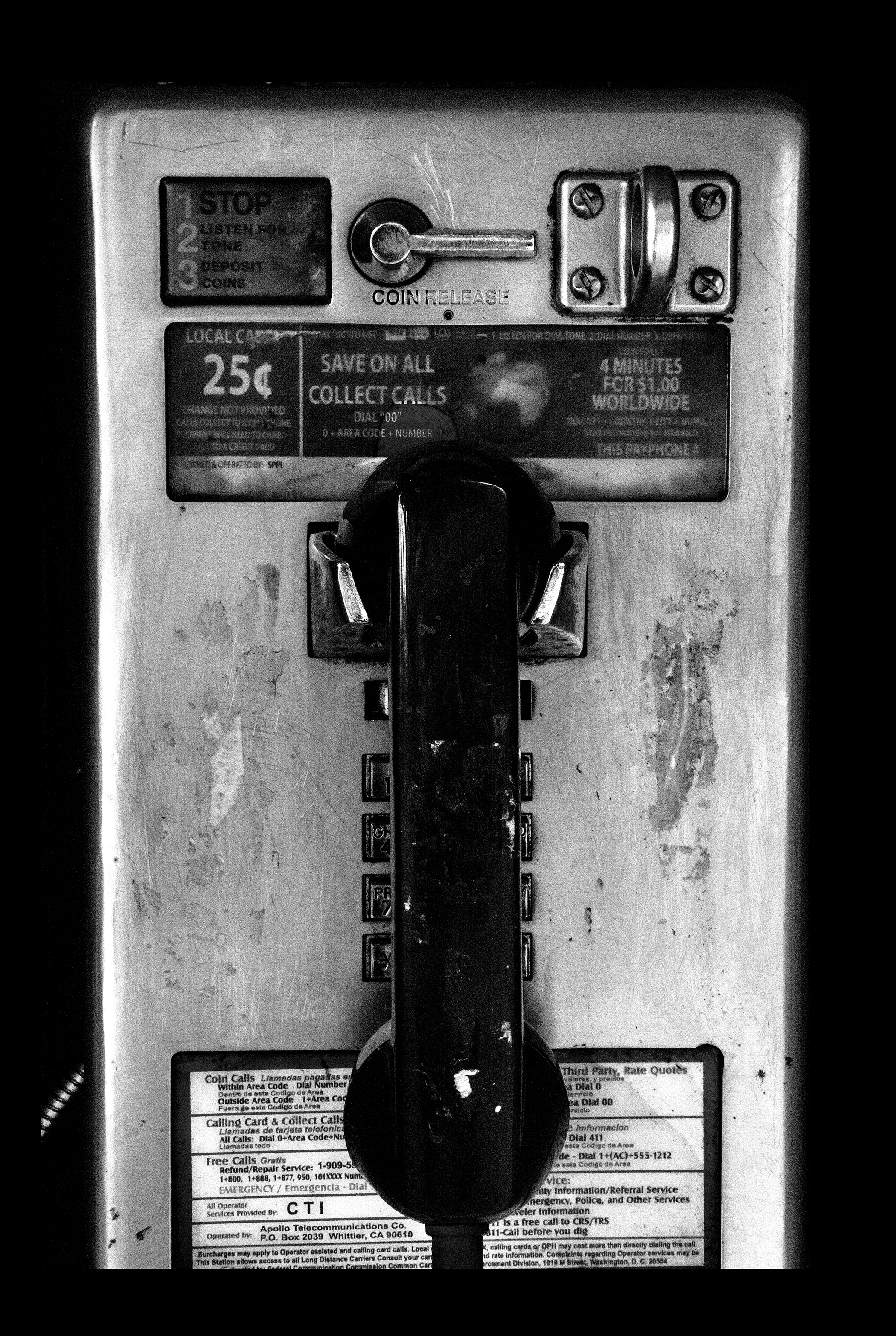 Old Phone, Los Angeles,CA, 2015.jpg