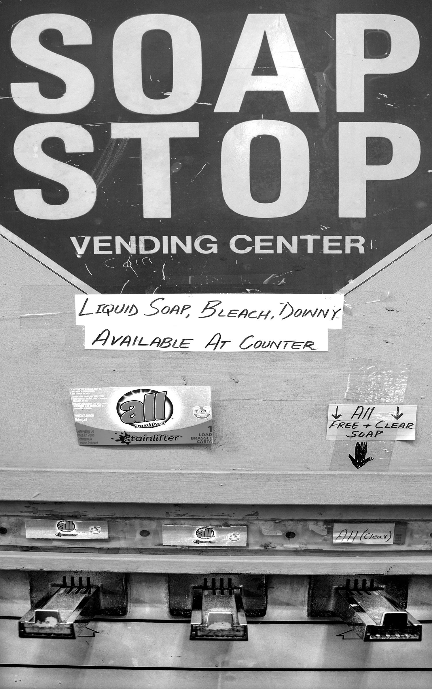 Soap Stop, Laundry, Costa Mesa, Callifornia