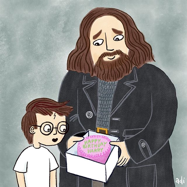 Happy Birthday, Harry Potter!