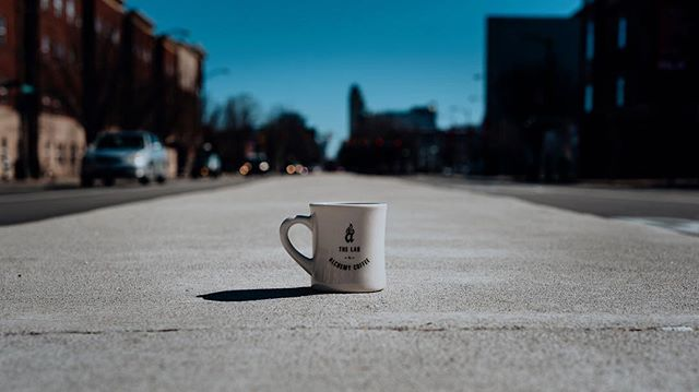 Are you feeling kind of isolated and disconnected from the coffee community? Here are some tips! 1: check out a public coffee cupping, like the one at @blanchardscoffee this morning at 10:30 or at @lamplightercoffee Summit location on Monday afternoons. 2: Break out of your routine and go grab coffee from somewhere new. Our community is always growing and there are some really great new shops to check out! 3: talk to your barista! We're all in this industry together. Learn about the person serving your coffee and what makes them love what they do! Photo from @alchemyrva